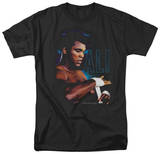 Muhammad Ali - Taping Up Shirts
