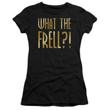 Juniors: Farscape - What the Frell T-shirts