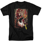 Justic League America - Street Speed T-Shirt
