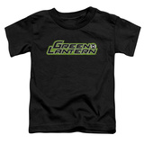 Toddler: Green Lantern - Scribble Title T-shirts