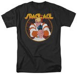 Space Ace - Aiming Ace T-shirts