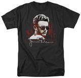 James Dean - New York Shades T-shirts