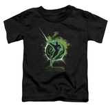 Toddler: Green Lantern - Shadow Lantern Shirts