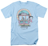 Betty Boop - Betty&#39;s Trolley T-shirts
