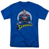 Superman - Flying High Again T-shirts