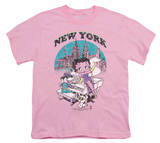 Youth: Betty Boop - Singing in New York Shirts