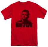 James Dean - Dean Graffiti T-shirts
