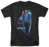 Star Trek - Galactic Spock T-shirts