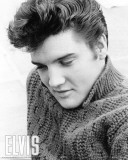 Elvis Sweater Poster