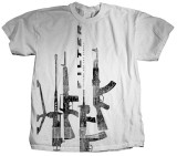 Filter - Guns Up T-Shirt
