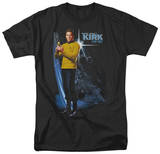 Star Trek - Galactic Kirk T-shirts