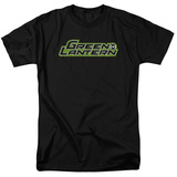 Green Lantern - Scribble Title T-Shirt