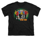 Youth: Star Trek - Enterprises Finest T-shirts