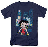Betty Boop - Boop Square T-Shirt