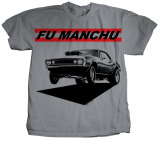 Fu Manchu - Muscle T-shirts