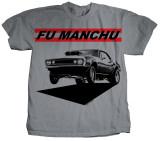 Fu Manchu - Muscle T-Shirt