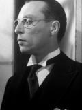 Louis Jouvet: Louis Jouvet, 1933 Photographic Print