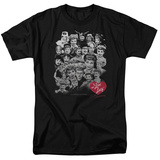 I Love Lucy - 60 Years of Fun T-shirts