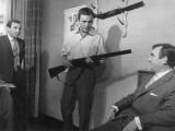 Charles Aznavour, Etienne Bierry and Jean-Louis Trintignant: Horace 62, 1962 Fotodruck von Marcel Dole