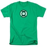 Green Lantern - Scribble Lantern Logo T-shirts