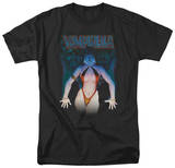 Vampirella - Against The Wall T-shirts