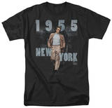 James Dean - New York 1955 T-shirts