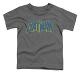 Toddler: Batman - Sketch Logo Shirts