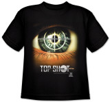 Youth:   Top Shot Poster Shirts