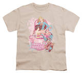 Youth: DC Comics - Sirens of Strength T-Shirt