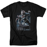 Superman - Night Fight T-shirts
