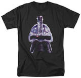 Battlestar Galactica - Retro Cylon Head T-Shirt
