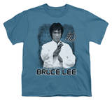 Youth: Bruce Lee - Concentrate T-shirts
