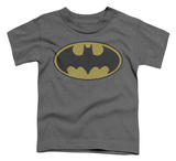 Toddler: Batman - Batman Little Logos T-Shirt