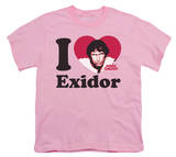 Youth:   I Heart Exidor T-shirts