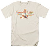 Space Ace - Retro Tech T-Shirt