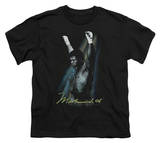 Youth: Muhammad Ali - Raised Fists T-shirts