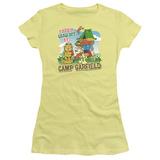 Juniors: Garfield - Camp Garfield T-shirts