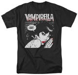 Vampirella - I Must Feed T-Shirt