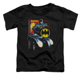 Toddler: Batman - Bat Racing T-Shirt