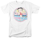 Betty Boop - Miami Beach Shirts
