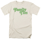Family Ties - Family Ties Logo T-shirts