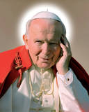 Pope John Paul II Print