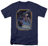 Battlestar Galactica - Poster Iorn on T-Shirt