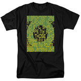 Green Lantern - Green Lantern Oath Shirts