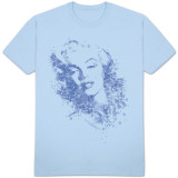 Marilyn Monroe - Diamond Portrait T-shirts