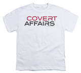 Youth: Covert Affairs - Covert Affairs Logo T-shirts