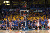 Memphis Grizzlies v Oklahoma City Thunder - Game Seven, Oklahoma City, OK - MAY 15: Zach Randolph Photographic Print by Joe Murphy