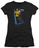 Juniors: Star Trek - Galactic Kirk T-Shirt
