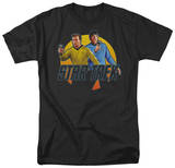Star Trek - Phasers Ready T-shirts