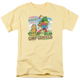 Garfield - Camp Garfield T-shirts